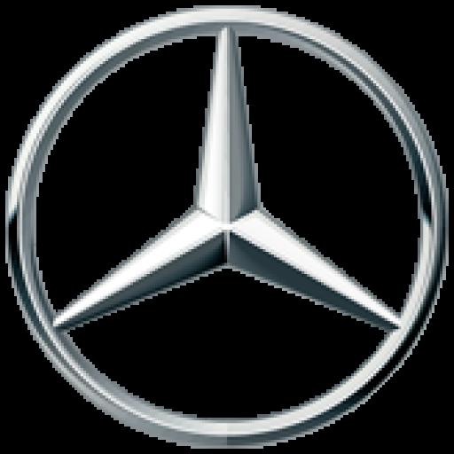 Значок автомобиля Мерседес