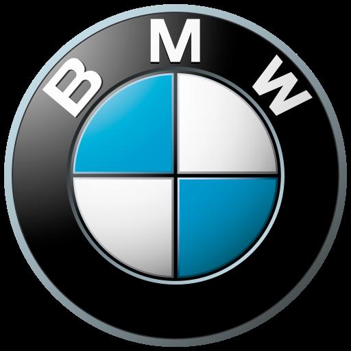 Значок автомобиля БМВ