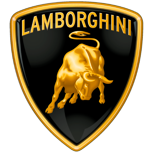 Значок автомобиля Ламборгини