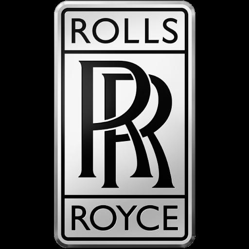 Значок автомобиля Роллс Ройс
