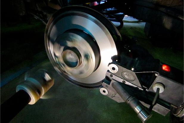 проточка дисков машины на оборудовании про кат